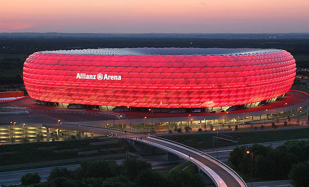 Allianz Arena - Munich - 2
