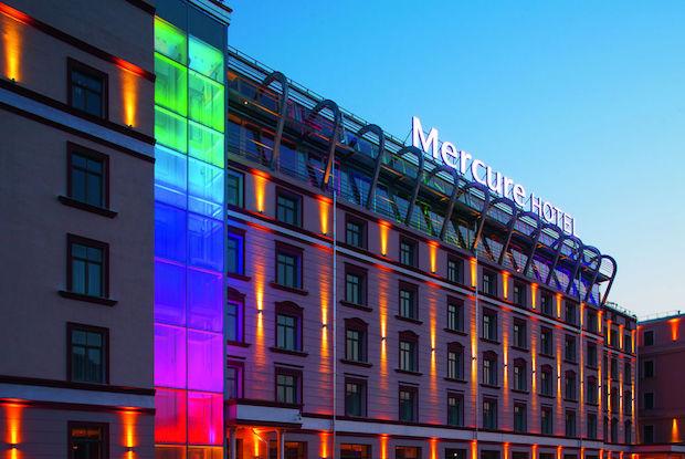 Hôtel Mercure - Riga - 2