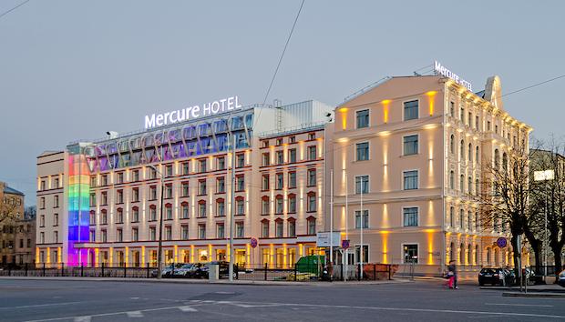 Hôtel Mercure - Riga - 3