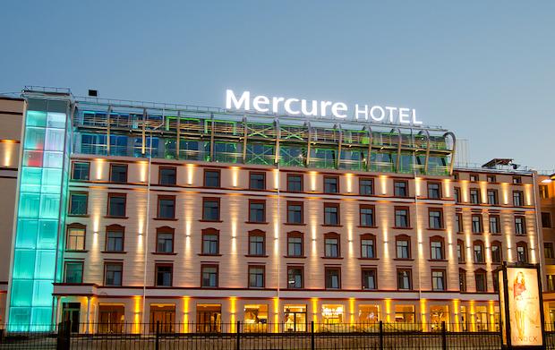 Hôtel Mercure - Riga - 5