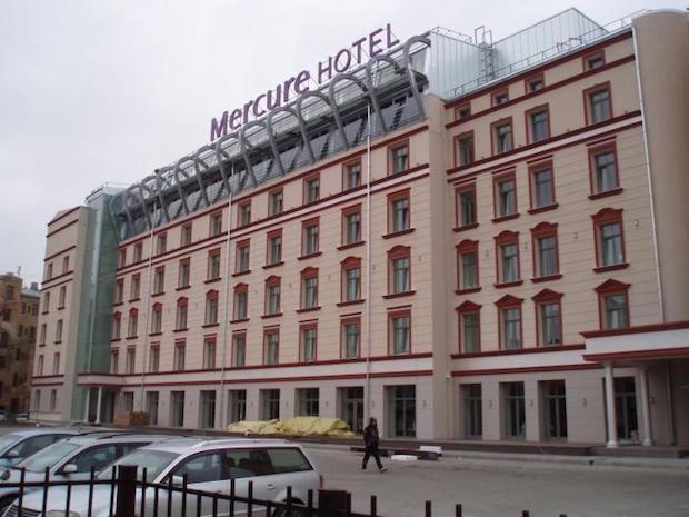 Hôtel Mercure - Riga - 6