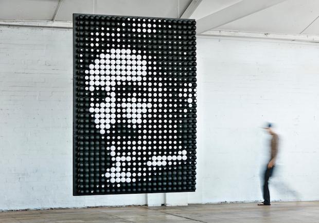 Tesla Electric Portrait - 5