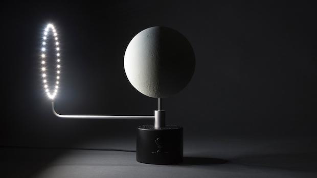 Moon - Oscar Lhermitte - 1