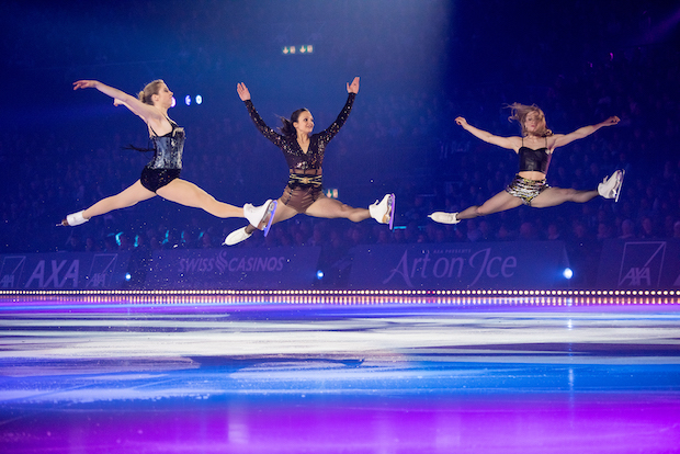 Art on Ice 2016 - Zurich -9