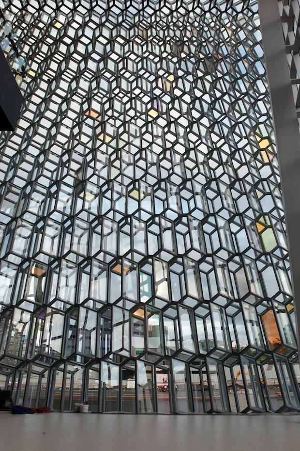 Harpa Light Organ - 10
