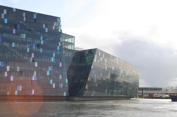 Harpa Light Organ - 6