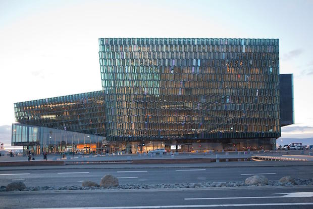 Harpa Light Organ - 7