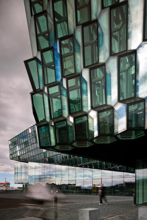 Harpa Light Organ - 9
