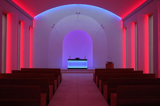 Chapelle du Cimetière Mémorial de Dorotheenstadt – Berlin