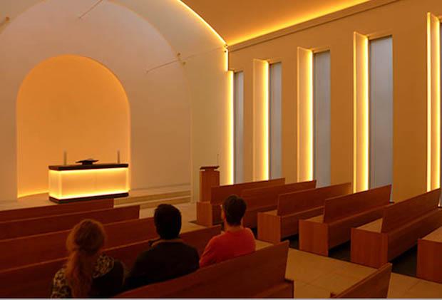 Chapelle du Cimetiere Memorial de Dorotheenstadt - 12