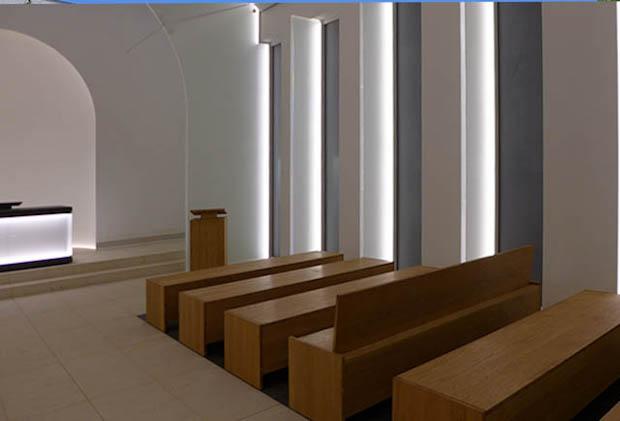Chapelle du Cimetiere Memorial de Dorotheenstadt - 13
