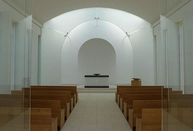 Chapelle du Cimetiere Memorial de Dorotheenstadt - 14