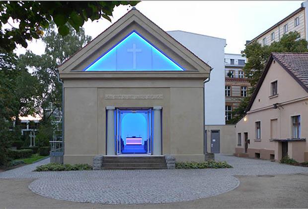 Chapelle du Cimetiere Memorial de Dorotheenstadt - 15