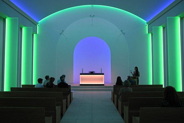 Chapelle du Cimetiere Memorial de Dorotheenstadt - 3