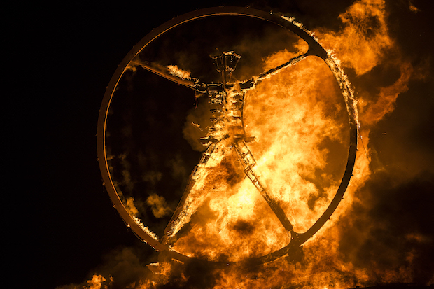 Misc Burning Man Images 2016