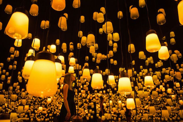 Forest of Resonating Lamps - 10