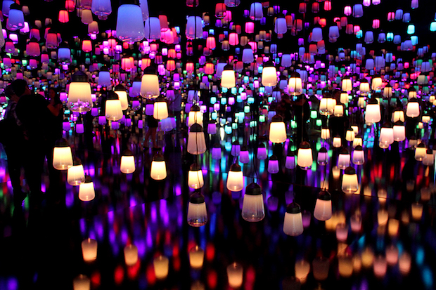 Forest of Resonating Lamps - 16