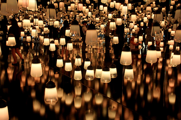 Forest of Resonating Lamps - 18