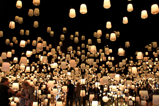 Forest of Resonating Lamps - 19