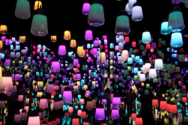 Forest of Resonating Lamps - 20