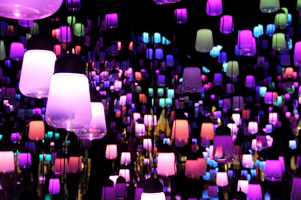 Forest of Resonating Lamps - 22