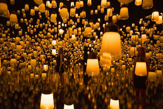 Forest of Resonating Lamps - 9