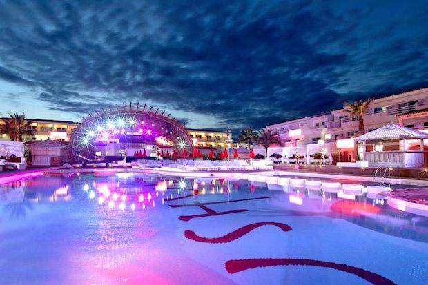Ushuaia Ibiza Beach Hotel – Sant Josep de sa Talaia