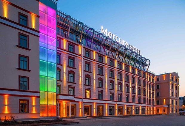 Hôtel Mercure – Riga