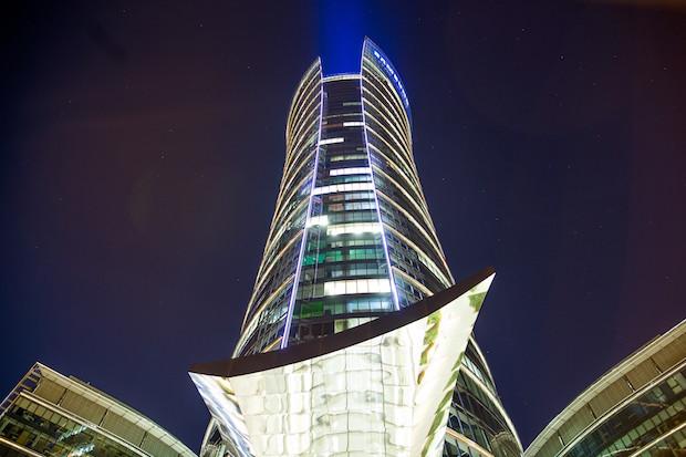 Warsaw Spire – Varsovie