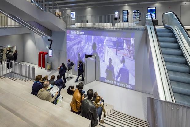 Gaumont-Pathe Alesia Cinemas 11