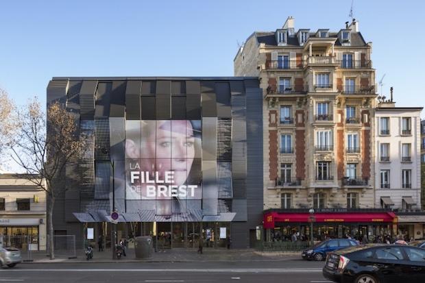 Gaumont-Pathe Alesia Cinemas 13