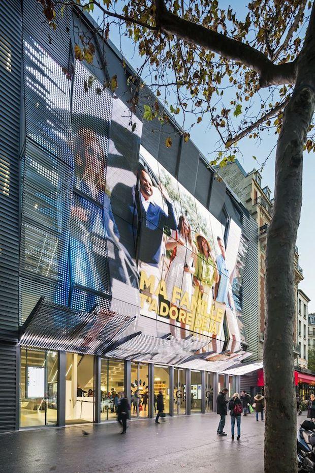 Gaumont-Pathe Alesia Cinemas 1b