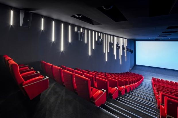 Gaumont-Pathe Alesia Cinemas 5