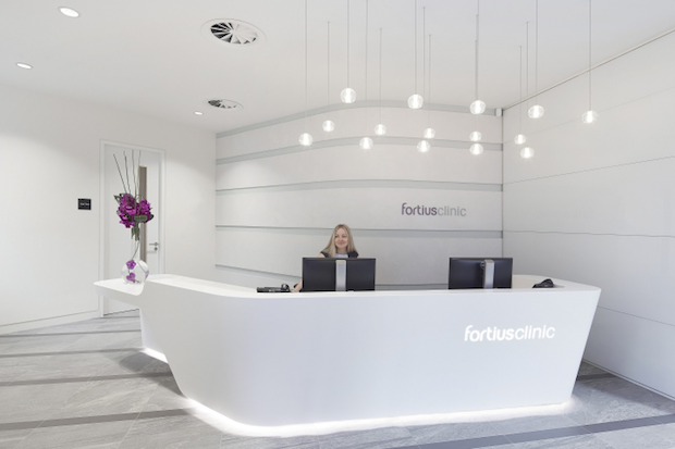 Fortius Clinic - Londres - 8