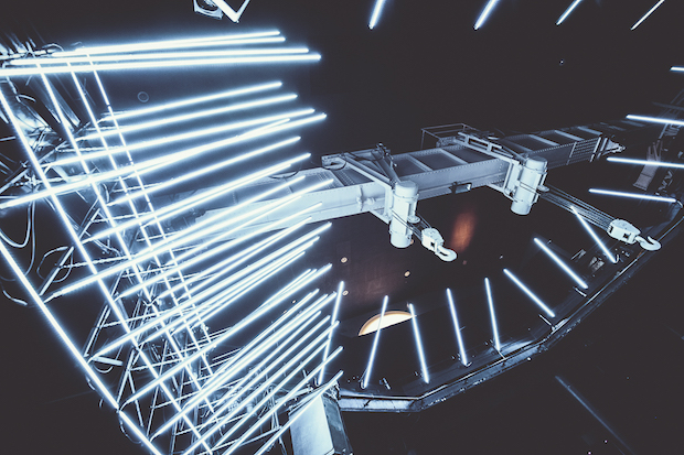 © www.gaetan-clement.fr Totaal Rez - RBMA Red Bull Music Academy - Encore - Transbordeur - Célome - MY THUD UNIT AREA - Rrose - Legowelt - Samuel Kerridge - Lyon