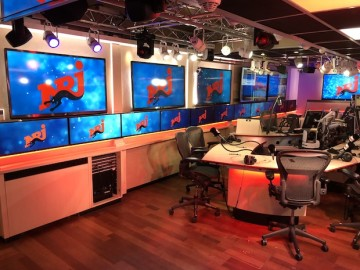 Studio Direct NRJ – Paris