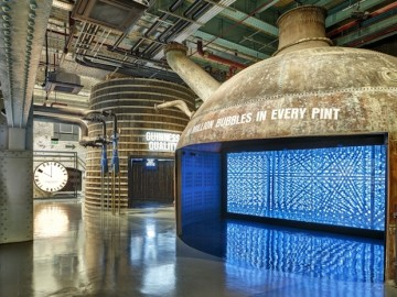 Guinness Brewing Floor Experience- Dublin