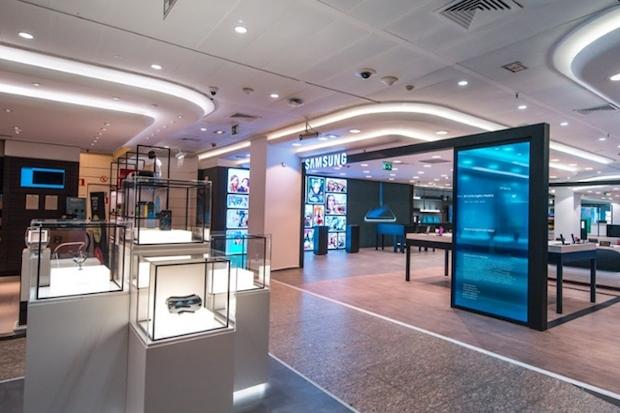 Samsung Shop Madrid 1