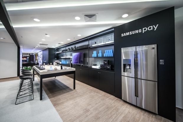 Samsung Shop Madrid 10