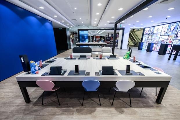 Samsung Shop Madrid 11