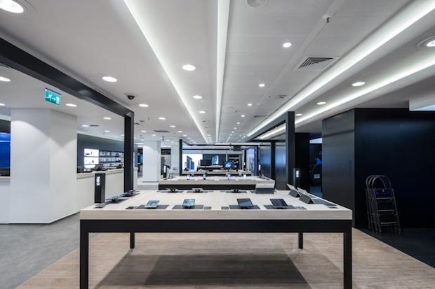Samsung Shop Madrid 12