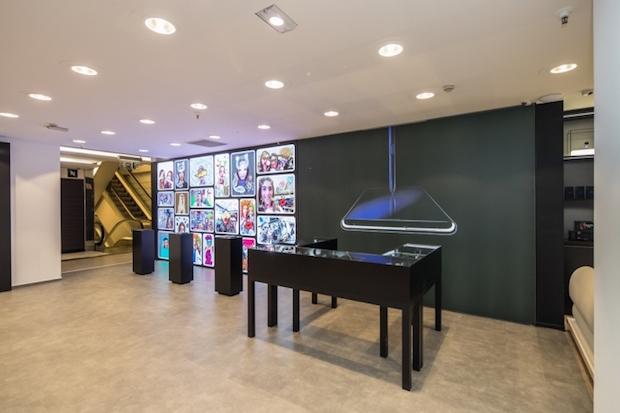 Samsung Shop Madrid 13