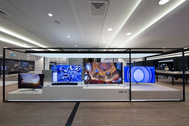 Samsung Shop Madrid 2