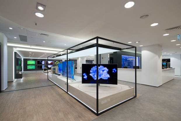 Samsung Shop Madrid 3