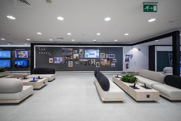 Samsung Shop Madrid 4