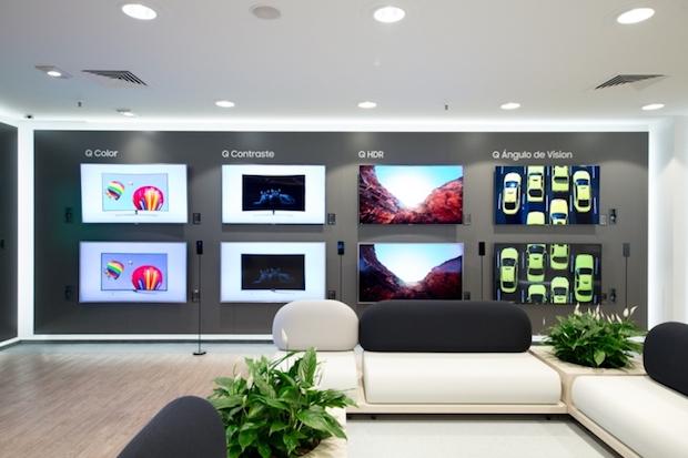 Samsung Shop Madrid 5