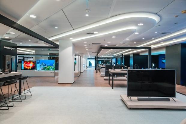 Samsung Shop Madrid 7
