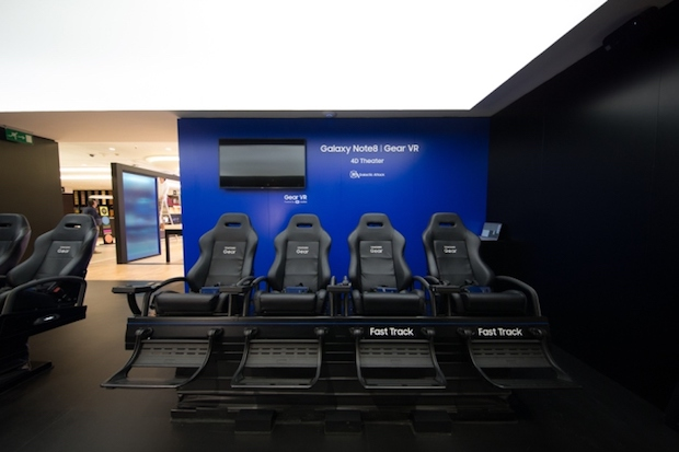 Samsung Shop Madrid 8
