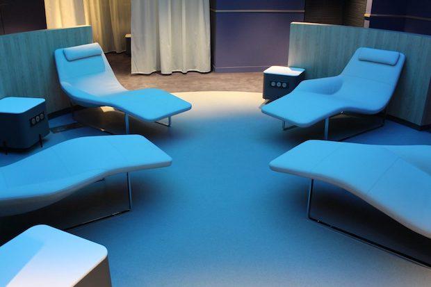 Salon Lounge Air France - Terminal 2E - 10b