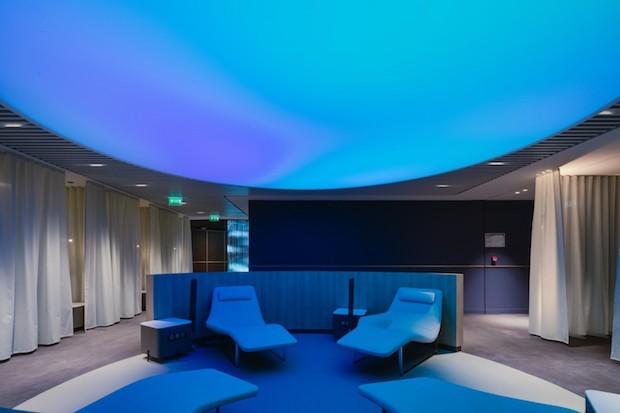 Salon Lounge Air France - Terminal 2E - 1d